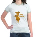 Big Sister Jr. Ringer T-Shirt
