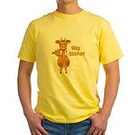 Big Sister Yellow T-Shirt