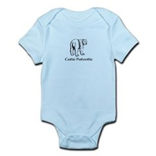 Cutie Patootie Infant Bodysuit