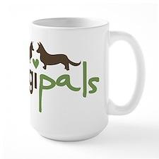 CorgiPals Logo Mug