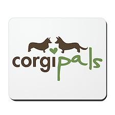CorgiPals Logo Mousepad