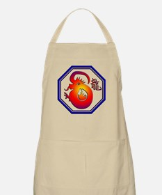 Chinese Zodiac Dragon Sign Apron