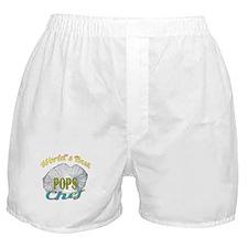 WORLD'S BEST CHEF / POPS Boxer Shorts