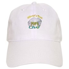 WORLD'S BEST CHEF / POPS Baseball Cap