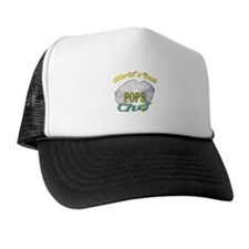 WORLD'S BEST CHEF / POPS Trucker Hat