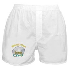 WORLD'S BEST GRAMPS / CHEF Boxer Shorts