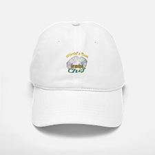 WORLD'S BEST GRANDPA / COOK Baseball Baseball Cap