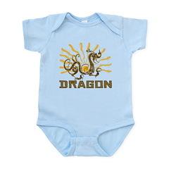 Chinese Zodiac Dragon Infant Bodysuit