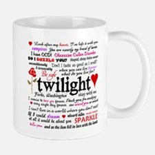Twilight Quotes Small Small Mug