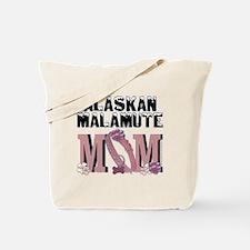 Malamute MOM Tote Bag
