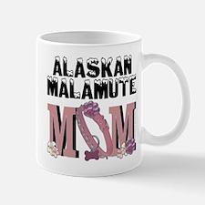 Malamute MOM Small Mugs