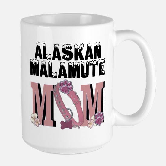 Malamute MOM Large Mug