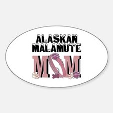 Malamute MOM Decal