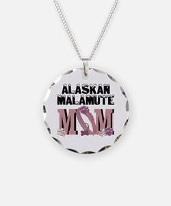 Malamute MOM Necklace