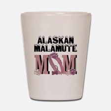 Malamute MOM Shot Glass