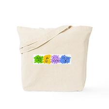Unique Food chain Tote Bag