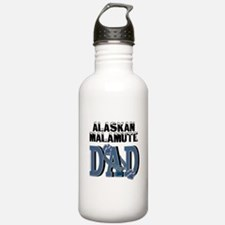 Malamute DAD Water Bottle