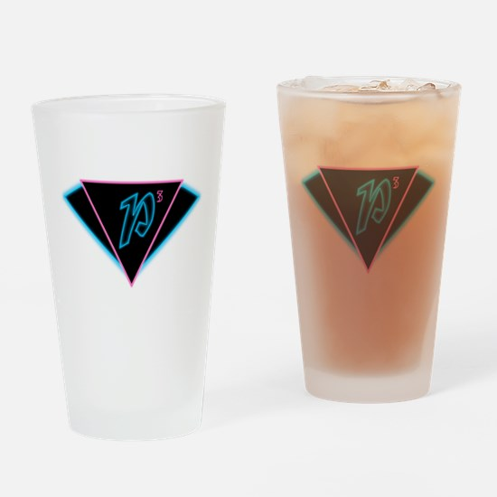 Feel Charmed with P3 Drinking Glass