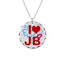 I love Jimmy! Necklace