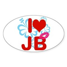 I love Jimmy! Decal