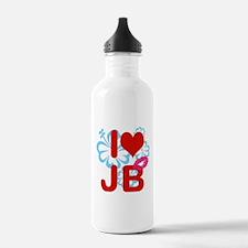 I love Jimmy! Water Bottle