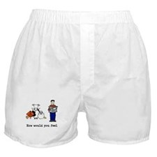 Cute Anti cruelty Boxer Shorts