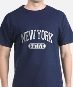 Born In New York - T-Shirt