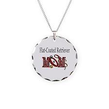 Flat-Coated Retriever Necklace