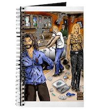 Morgue Destruction Journal