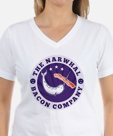 narwhal whale bacon Shirt