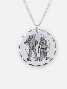 Cowboy moon Necklace