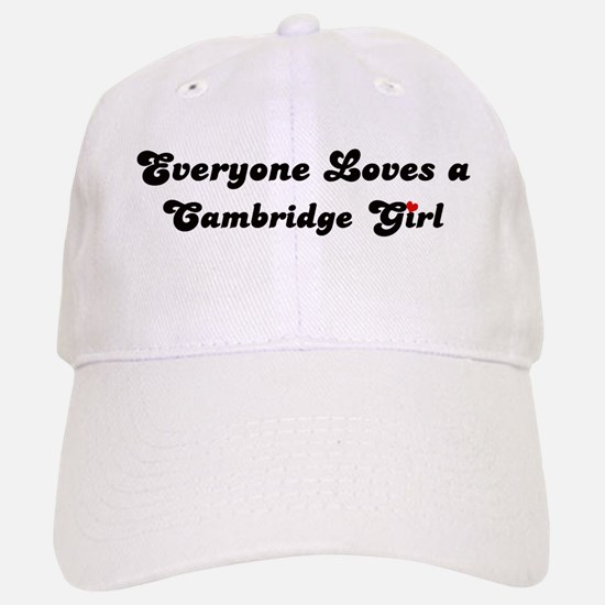 Loves Cambridge Girl Cap