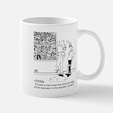 A Holodeck Off The Living Room Mug