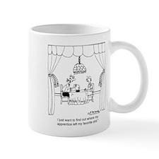 Fortune Teller to Carpenters Mug