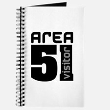 Area 51 Alien Visitor Journal