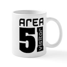 Area 51 Alien Visitor Mug