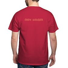 Cartoon Lagoon Crew Member T-Shirt