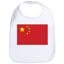 Chinese Flag Bib