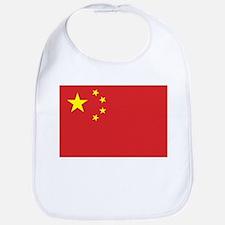 Chinese Flag Bib
