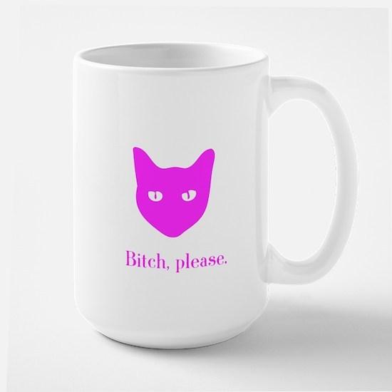 Cats & lols Large Mug