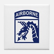 18th Airborne Corps Tile Coaster