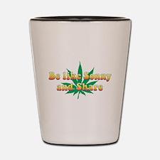 Cute Pot Shot Glass
