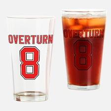 Overturn 8 Drinking Glass