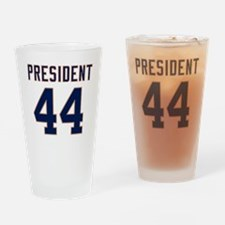 2008 44th President Drinking Glass