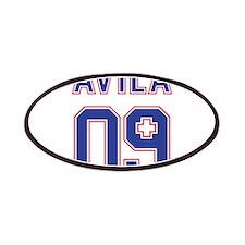 Avila for President Patches