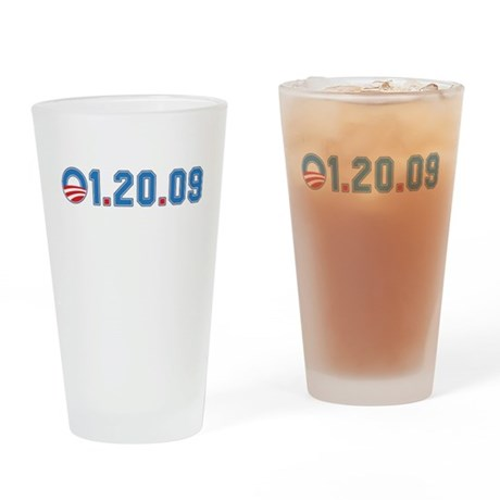 Presidential Inauguration Drinking Glass