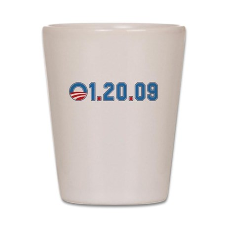 Presidential Inauguration Shot Glass