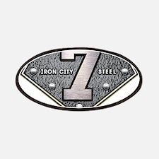 Iron City Fanatic Patches