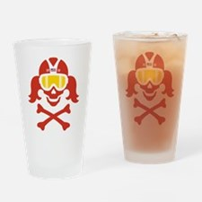 Lil' VonSkully Drinking Glass