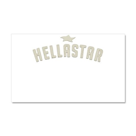 HellaStar 2010 Car Magnet 20 x 12
